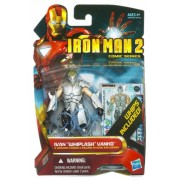 Iron Man 2 Comic Series 4 Action Figure Ivan Whiplash VankoArmored Final Battle