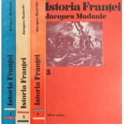 Istoria Frantei (3 vol.)