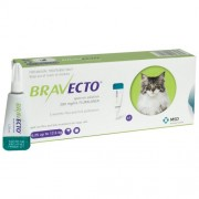 Bravecto 500mg Spot-On Solution For Large Cats 6.25-12.5kg (13.8-27.5lbs)