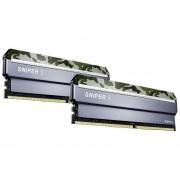 Memoria RAM DDR4 16GB 2400MHz G.SKILL Sniper X TUF Alliance 2X8GB PC F4-2400C17D-16GSXF