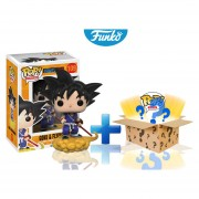 Dragon Ball Goku Nube Voladora Mas Pop Sorpresa Funko Pop esferas dragon INCLUYE BOLSA POP PARA REGALO