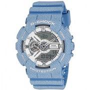 G-Shock Analog-Digital White Dial Mens Watch - GA-110DC-2A7DR(G638)