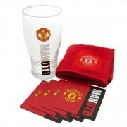 Manchester United FC mini bár szett