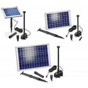 Esotec Solarpumpensystem Splash mit 10 W Solarmodul, 610 l/h, max. 150 cm