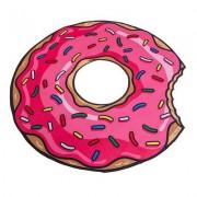 geschenkidee.ch Strandtuch XXL Donut