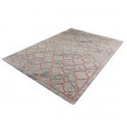 Merinos Vloerkleed Style 30524-55 Grijs-Roze-200 x 290 cm
