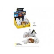 Jucarie Plus Venturelli - National Geographic Baby Polar 17 Cm - AV770703