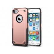 "Husa din plastic Gigapack Defender pentru Apple iPhone 7/8 (4,7""), roz auriu/gri"