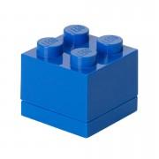 LEGO Mini Box 4 - Bright Blue