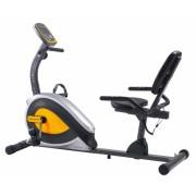 Bicicleta magnetica recumbent Techfit R400