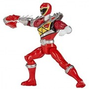 Power Rangers Dino Super Charge - 5 Dino Steel Red Ranger Action Figure