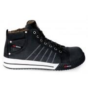 Redbrick Ice arbetar sko sneakers svart/vit