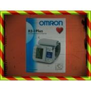 TENSIOMETRO OMRON MUÑECA R-3 218635 MONITOR DE PRESION ARTERIAL - OMRON RS3 ( )