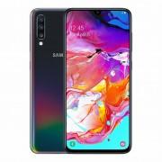 Samsung Galaxy A70 dual sim 128 + 6 GB - Negro