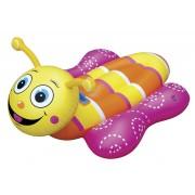 Saltea gonflabila Ride-on, pentru copii 91 cm - Albinuta vesela
