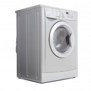 Indesit IWDD7143S Washer Dryer - Silver