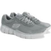 Skechers EQUALIZER 2.0 - ARLOR Running Shoes For Men(Grey)