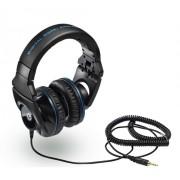 Hercules HDP DJ-Pro M1001 Nero, Blu Circumaurale Padiglione auricolare cuffia