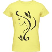 Tricou Girl Profile
