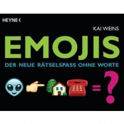 Heyne Emojis - der Rätselspass ohne Worte