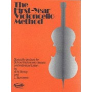 Benoy, A. W. - The First-Year Violoncello Method - Preis vom 02.04.2020 04:56:21 h