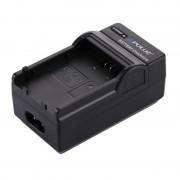 PULUZ 2-in-1 Digitale Camera batterij autolader voor de Canon LP-E5 Battery