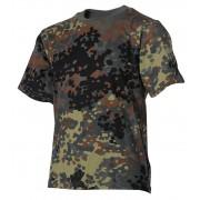 Koszulka dziecięca wojskowa MFH Flecktarn dla dziecka