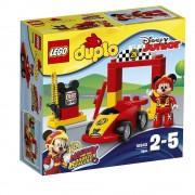 LEGO DUPLO - Disney Junior, Masina de curse a lui Mickey 10843