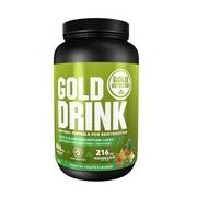 Gold drink sabor frutos tropicais 1kg - Gold Nutrition