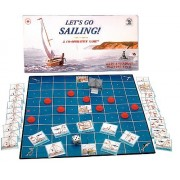Family Pastimes Let's Go Sailing - An Award Winning Co-operative Game
