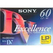 Sony DVM-60EX Excellence 1-pack