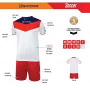 Givova - Completo Calcio Kit Campo