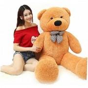 3 Feet Teddy Bear with Neck Bow - Brown(92cm)