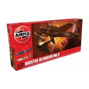 KIT CONSTRUCTIE AIRFIX AVION BRISTOL BLENHEIM MK.IF (4059)
