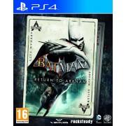 Warner Bros Batman: Return to Arkham