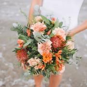 Coral Aqua - Flores a domicilio