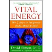 Vital Energy: The 7 Keys to Invigorate Body, Mind, and Soul, Paperback