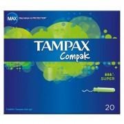 Tampax Compak Super 20 Stk