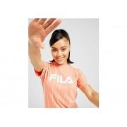 Fila Stripe Boyfriend T-Shirt Dames - alleen bij JD - Pink