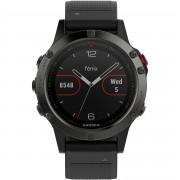 Garmin Fenix 5 Sportuhr in schwarz