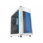RaidMax Caja Gaming ALPHA LITE 12cm Ventilador Blanco USB 3.0