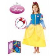 Pijama copii Disney Alba ca Zapada Playama 110-116 cm 5-6 ani