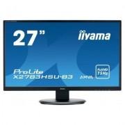 IIYAMA Monitor 27 X2783HSU-B3 AMVA+, HDMI, USB, DP,VGA DARMOWA DOSTAWA OD 199 zł !!
