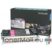 Тонер касета LEXMARK C5340MX (Magenta)