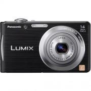 Panasonic Cámara compacta Panasonic Lumix DMC-FS16EG-K Negro