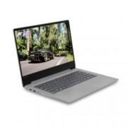 "Лаптоп Lenovo Ideapad 330S (81F400BABM)(сив), двуядрен Kaby Lake Intel Core i3-7020U 2.30 GHz, 14""(35.56 cm) Full HD IPS Anti-Glare Display, (HDMI), 6GB, 128GB SSD, 1x USB Type-C, Free DOS, 1.67 kg"