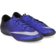Nike MERCURIAL VICTORY V CR IC Football Shoes(Blue)