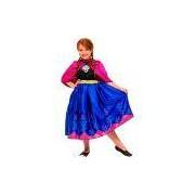Regina 107958.1, Fantasia Frozen Anna Luxo, Multicor