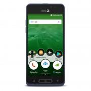 Doro Smartphone Doro 8035, bleu foncé