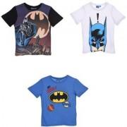 Batman kortärmad T-shirt (Blå, 8 ÅR - 128 CM)